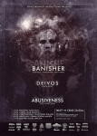 Banisher Deivos Abusiveness tour 2015