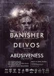 Banisher Deivos Abusiveness polish tour 2015