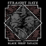 Straight Hate - Black Sheep Parade cover art